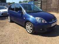 FORD FIESTA 1.25 ZETEC CLIMATE ( 57 )PLATE