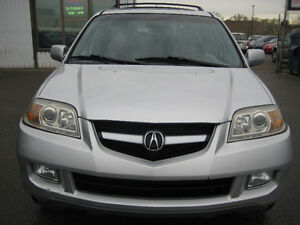 2005 Acura MDX SUV,CAR PROOF VERIFIED AS IS