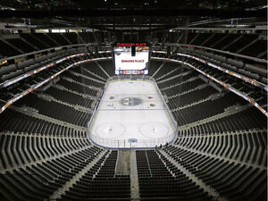 Oilers Playoff Tickets Round 2- Home Games 1,2,3