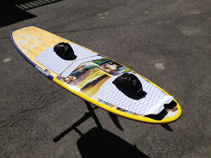 "New Kiteboard: Slingshot Screamer 5'4"" surf directional - Save $"
