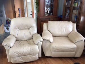 Couch, two chairs( one recliner)