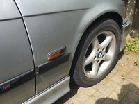 BMW e36 alloys