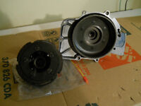 Yamaha Grizzly 660......wet clutch and drum with housing
