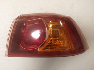 Lumière arrière passager Mitsubishi Lancer 2007-2009 OEM