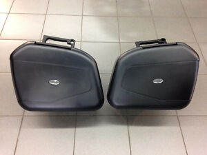 2013 - 2016 CB500X   Honda Pannier/Saddlebag set