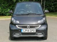 2014 14 SMART FORTWO 1.0 GRANDSTYLE EDITION MHD 2D AUTO 71 BHP