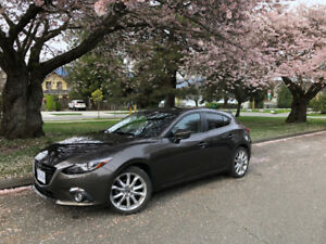 2014 GT Mazda 3 Hatchback - Automatic, Low kms, EXTRAS