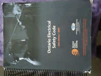 Ontario Electrical Safety Code 24th Edition / 2009