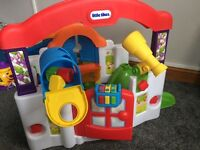 Little tikes play house sound garden