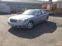 Mercedes s class 320 v6 12 months mot