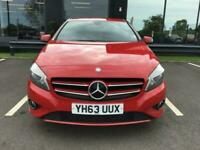 2013 Mercedes-Benz A-CLASS 1.5 A180 CDI BLUEEFFICIENCY SE 5d 109 BHP Hatchback D