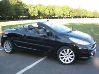 Peugeot 207 CC 1.6 16v 120 Coupe GT (SOLD)