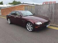 Maserati Quattroporte 4.2 LHD LEFT HAND DRIVE 5dr 2006 ONLY 35K UK REG