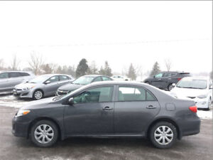 2013 Toyota Corolla CE Seda   Accident Free  Clean inside out