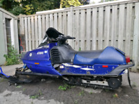 1999 yamaha sled and trailer Hamilton Ontario Preview