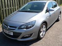 Vauxhall Astra 1.7CDTi 16v ( 110ps ) ecoFLEX ( s/s ) 2013 SRi Low mileage