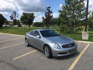 2004 Infiniti G35 Brembo Package For Sale 5299$(AS IS)