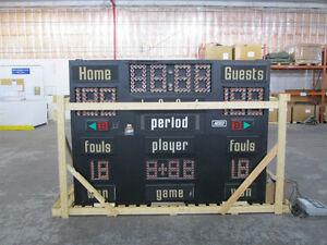 Nevco Scoreboards 6'x8'