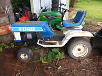 Ford YT16 Riding Lawn Tractor (Not Running)
