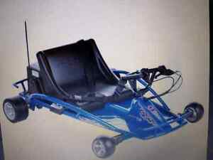 WANTED Razor Ground Force Drifter Go Cart London Ontario image 1