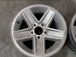 Camaro rims (only 2)