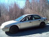 2001 Saturn ION Sedan