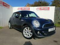 2013 13 MINI COOPER S 1.6 1 OWNER FROM NEW.FULL BMW SH.STANDARD AND UNMOLESTED