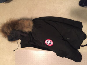 Canada Goose Borden Bomber Jacket Medium