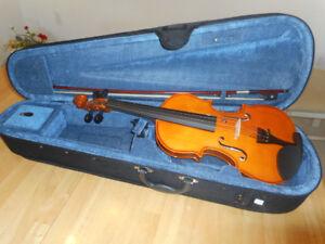 New 4/4 Violin / Fiddle