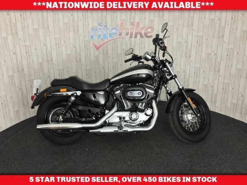 Harley Davidson Xl 1200 C Custom Sportster 1 Owner