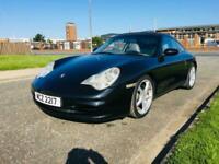 2002 Porsche 911 996 Targa 3.6 Manual 282bhp Only 87k.FSH