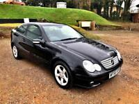 2007 Mercedes-Benz C160 Kompressor 1.8 auto SE #FinanceAvailable