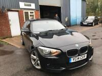 2014 BMW 1 Series 2.0 116d M Sport Sports Hatch 5dr (start/stop)