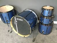 TAMA Superstar Hyperdrive 6PC in Vintage Blue Metallic *Special Clearance Price*