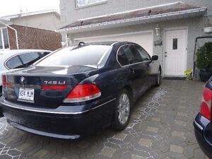 2004 BMW 7-Series 745LI Sedan