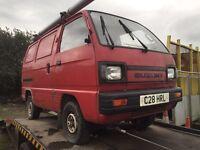 Suzuki super carry spares / repairs