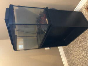 35 gallon tank with stand and filter