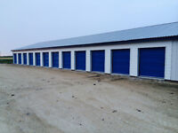 Storage Units near Steinbach, MB - from $59 for an 8x14 and up