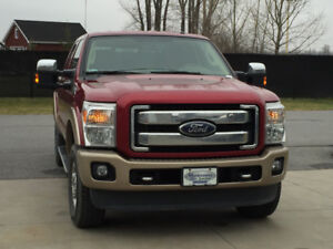 Ford F-350 King Ranch 2014
