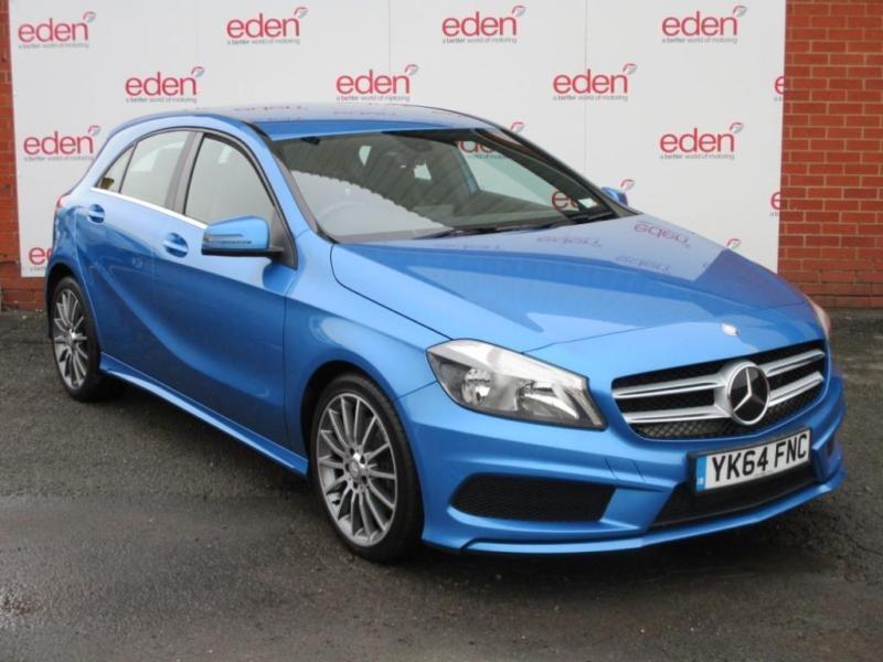2014 Mercedes Benz A Class Blue cy Amg Sport 5 door Hatchback | in Stratford-upon-Avon ...