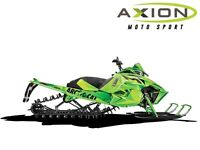 2016 Arctic Cat M 8000 LIMITED (153) 59,26$/SEMAINE