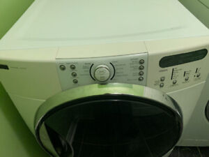 KENMOR DRYER AND LG WASHER FOR SALE