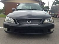 2001 Lexus IS 300