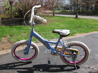 "16"" Girls Bike For Sale"