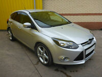 2011 FORD FOCUS 1.6 TURBO PETROL 5 SPD MAN