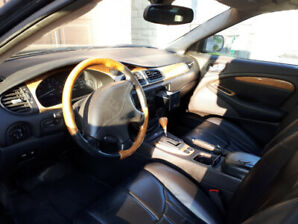 2001 Jaguar S-type - Leather Interior - Car is sold as is
