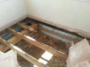Let's level it unlevel or rotting away we can fix it Kingston Kingston Area image 3