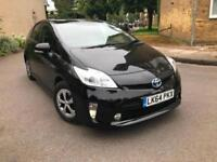 TOYOTA PRIUS UK MODEL 64 PLATE 3 EXTRA CAMERA FITTED PCO VALID UBER REGISTER