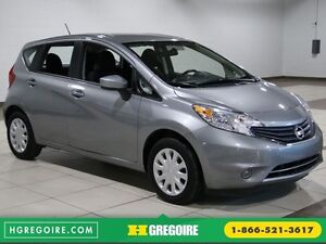 2015 Nissan Versa NOTE SV AUTO A/C GR ELECT CAMERA RECUL