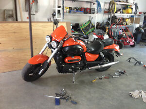 2006 Triumph Rocket 111 roadster